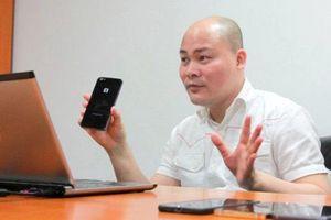 CEO Bkav: 'Quốc gia muốn là con rồng thì phải nắm được công nghệ smartphone'