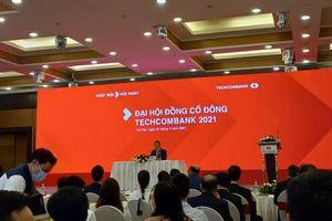 Techcombank đặt mục tiêu lãi lớn trong năm 2021, bầu em trai ông Hồ Hùng Anh vào HĐQT