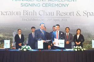 Hưng Vượng Developer hợp tác cùng Marriott International và các đối tác phát triển dự án Venezia Beach