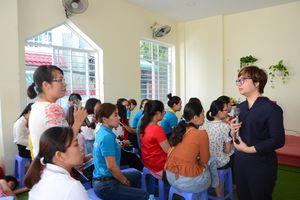 Chia sẻ cách chăm sóc, giáo dục trẻ tự kỷ