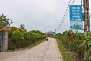 Quảng Thành: Hiện thực hóa mục tiêu xã nông thôn mới kiểu mẫu