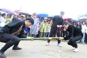 Ngày hội văn hóa thể thao dân tộc Tày huyện Tiên Yên