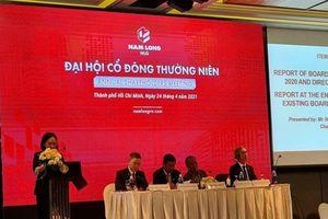 Nam Long dự kiến có lãi 1.152 tỷ năm 2021, mở rộng quỹ đất hơn 2.000 tỷ đồng