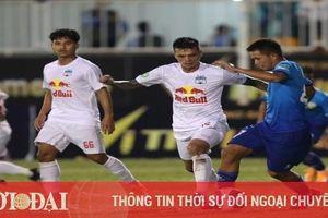Tin tức bóng đá Việt Nam ngày 24/4: HLV Kiatisak cảm ơn CLB An Giang