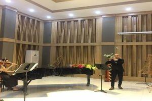 Chương trình ca nhạc hữu nghị Việt - Nhật: tôn vinh những nét đẹp văn hóa của hai dân tộc