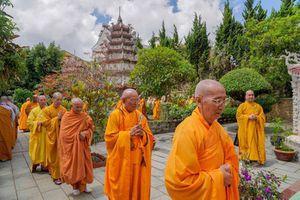 Lâm Đồng: Tưởng niệm Tổ khai sơn, kỷ niệm 100 năm tổ đình Linh Quang