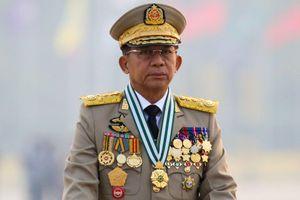 Thống tướng Min Aung Hlaing đến Jakarta dự hội nghị cấp cao ASEAN