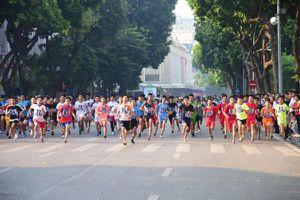 Tổ chức Ngày chạy Olympic và phát động Giải chạy Báo Hànôịmới mở rộng lần thứ 47 - Vì hòa bình năm 2021