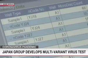 Phát hiện hơn 100 biến thể SARS-CoV-2 trong một lần xét nghiệm