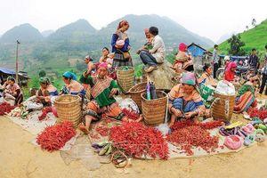 Đặc sắc phiên chợ vùng cao Hà Giang tại Thủ đô