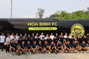 Hòa Bình FC trình làng