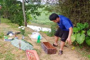 Hà Tĩnh: Thi thể bé trai sơ sinh trôi trên sông Ngàn Sâu