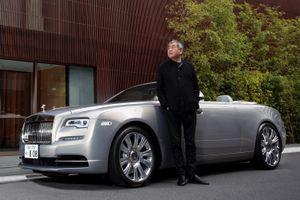 Rolls-Royce Dawn lấy cảm hứng từ công trình kiến trúc Nhật Bản