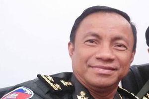 Tướng Campuchia bị phạt tù vì vận chuyển trái phép người Trung Quốc