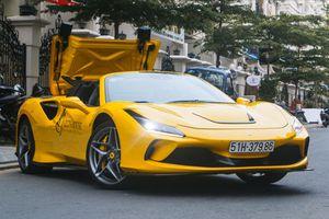 Ferrari F8 Spider đầu tiên Việt Nam hầm hố với gói độ Novitec