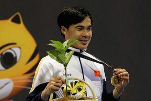 Tiến Nhật tuột vé dự Olympic Tokyo vì chấn thương