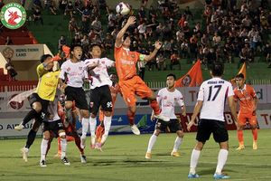 Ba đội bóng V.League 1 bất ngờ bị loại, duy nhất Hải Phòng đi tiếp