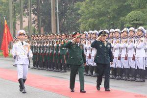 Triển khai hiệu quả hợp tác quốc phòng giữa Việt Nam và Trung Quốc