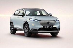 Honda HR-V 2021 từ 488 triệu đồng, 'đối thủ' của Toyota Cross