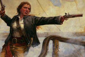 Kết cục bí ẩn của 'nữ hoàng' cướp biển tóc đỏ, mắt xanh