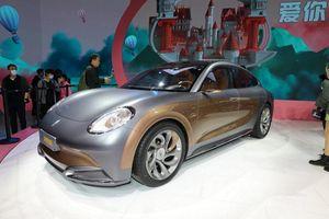 Ora Lightning Cat - xe điện Trung Quốc giá rẻ 'nhái' Porsche