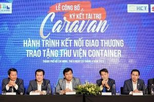 Hội Doanh nhân Trẻ TP.HCM sẽ trao 3 thư viện Container cho các em nhỏ tại Long An