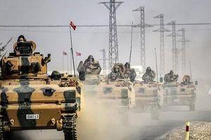 Thổ Nhĩ Kỳ phát động chiến dịch quân sự lớn ở miền bắc Iraq