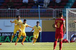 Cầu thủ trẻ SLNA gây ấn tượng trong màu áo CLB Đắk Lắk