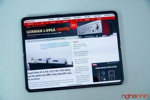 Xiaomi Mi MIX Fold sống sót sau thử nghiệm bẻ cong 400.000 lần