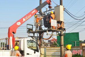 Trên 135 tỷ đồng cải tạo hệ thống lưới điện Hà Tĩnh