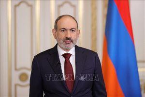 Thủ tướng Armenia từ chức