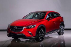 Đánh giá Mazda CX-3 giá từ 629 triệu đồng tại Việt Nam