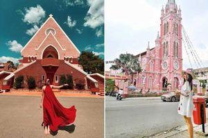 Check-in tại 3 nhà thờ màu hồng độc đáo ở Việt Nam