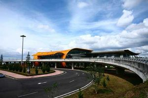 Nhà ga hàng không ở Đà Lạt như bông hoa rực rỡ trên cao nguyên