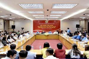 Trực tuyến tọa đàm: Công tác cán bộ Công đoàn Thủ đô trong tình hình mới