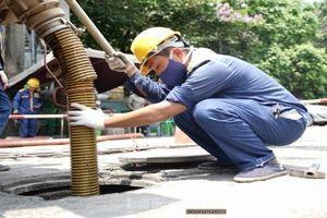 Khẩn trương triển khai kế hoạch thoát nước mùa mưa 2021