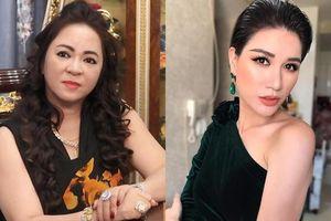 Phản ứng bất ngờ của Trang Trần sau màn 'khẩu chiến' gay gắt và tuyên bố dọa đánh của bà Phương Hằng