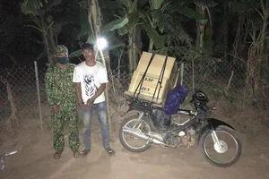 Quảng Trị: Bắt giữ đối tượng vận chuyển ma túy và hàng lậu qua biên giới