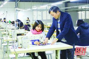 Hiệu quả công tác đào tạo nghề cho lao động nông thôn ở huyện Như Thanh
