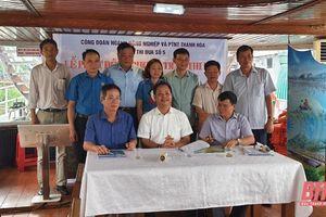 Cụm thi đua số 5 Công đoàn Ngành Nông nghiệp và Phát triển nông thôn phát động thi đua