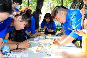 Liên hoan thanh niên tham gia xây dựng văn minh đô thị