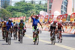 Xuất phát chặng 18 Cuộc đua xe đạp toàn quốc Cúp Truyền hình TP. Hồ Chí Minh lần thứ 33