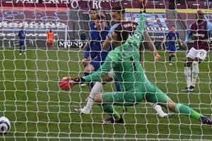 Timo Werner giúp Chelsea thắng West Ham 1-0 ở vòng 33 Premier League