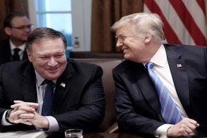 Cựu Ngoại trưởng Mỹ Mike Pompeo và ông Donald Trump 'đối đầu'?