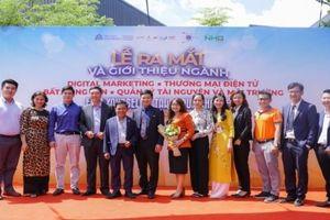 Trường ĐH Hoa Sen ra mắt và giới thiệu 4 ngành học mới