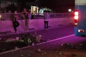 Tai nạn liên tiếp trên QL1A đoạn qua Bình Thuận, 3 người chết