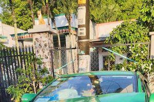 Tấn công tài xế, cướp taxi ở Bình Dương