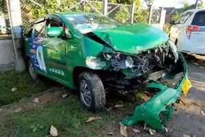 Bắt đối tượng cướp xe taxi từ Bình Dương chạy về thành phố Hồ Chí Minh