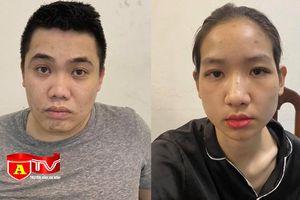 CAQ Hoàn Kiếm bắt giữ hai đối tượng mua bán trái phép chất ma túy