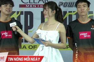 Team Flash tái hiện trận chung kết trong mơ với Saigon Phantom